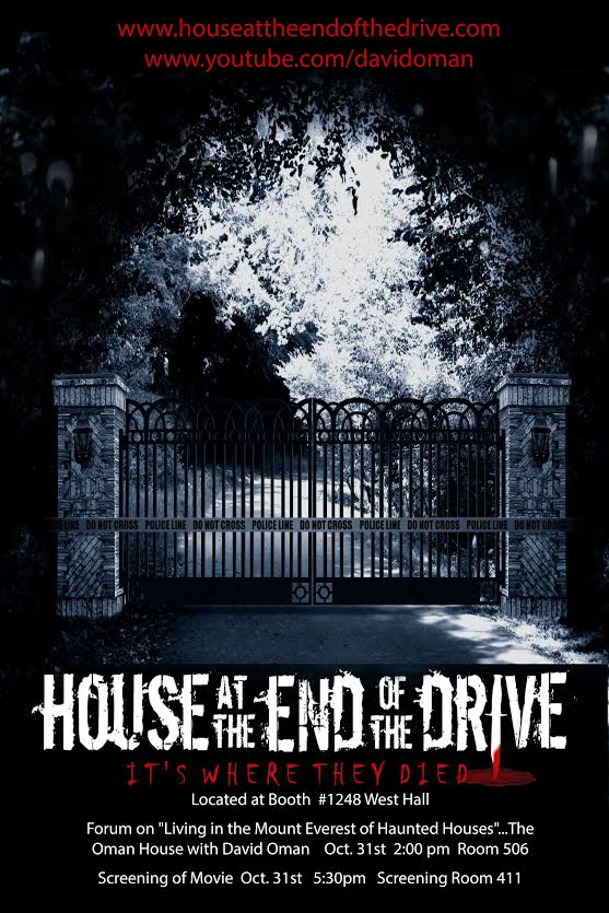 Blog – House at the End of the Drive